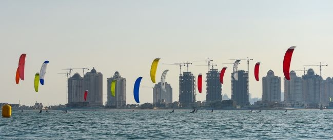 Registration opens for the KiteFoil GoldCup Final in Qatar
