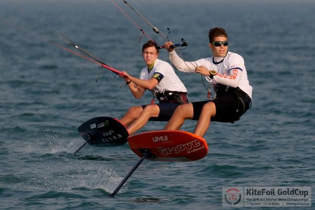 Teenage Slovenian Dominates in Perfect Light Airs for Breakthrough
